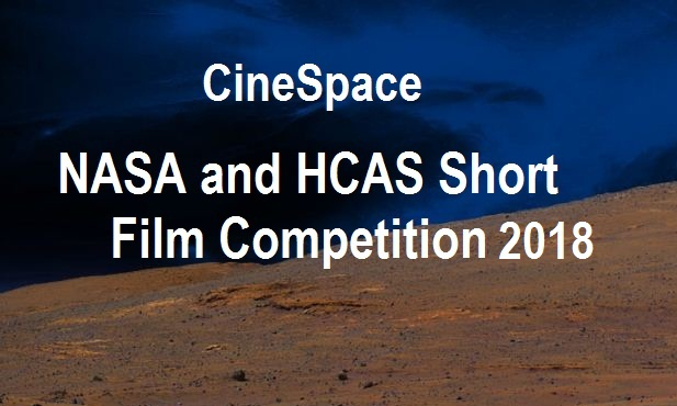 NASA CINESPACE SHORT FILM COMPETITION 2018