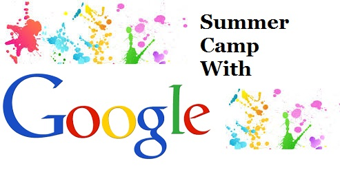 SUMMER CAMP WITH GOOGLE INDIA 2018