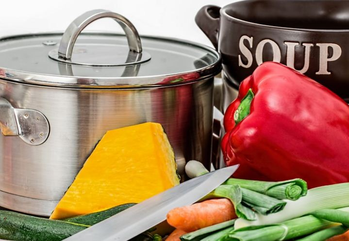 ALUMINIUM COOKWARE UNHEALTHY FOR KIDS